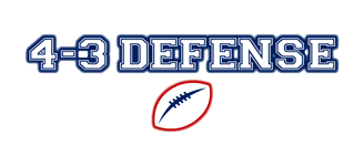 4-3 Defense - OffenseXOs.com - Free Football Playbooks