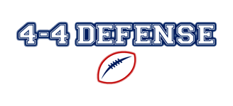 4-4 Defense - OffenseXOs.com - Free Football Playbooks