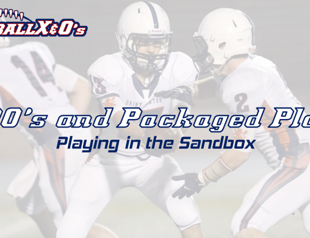 RPO's and Packaged Plays – Playing in the Sandbox