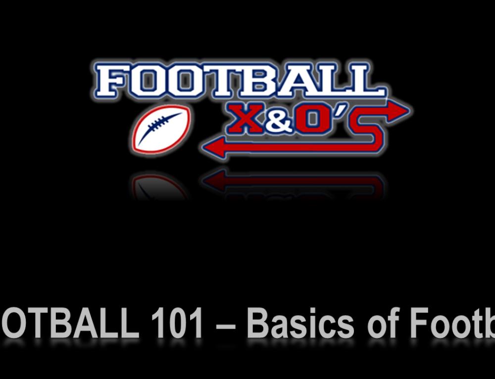 Football 101 – Basics of Football