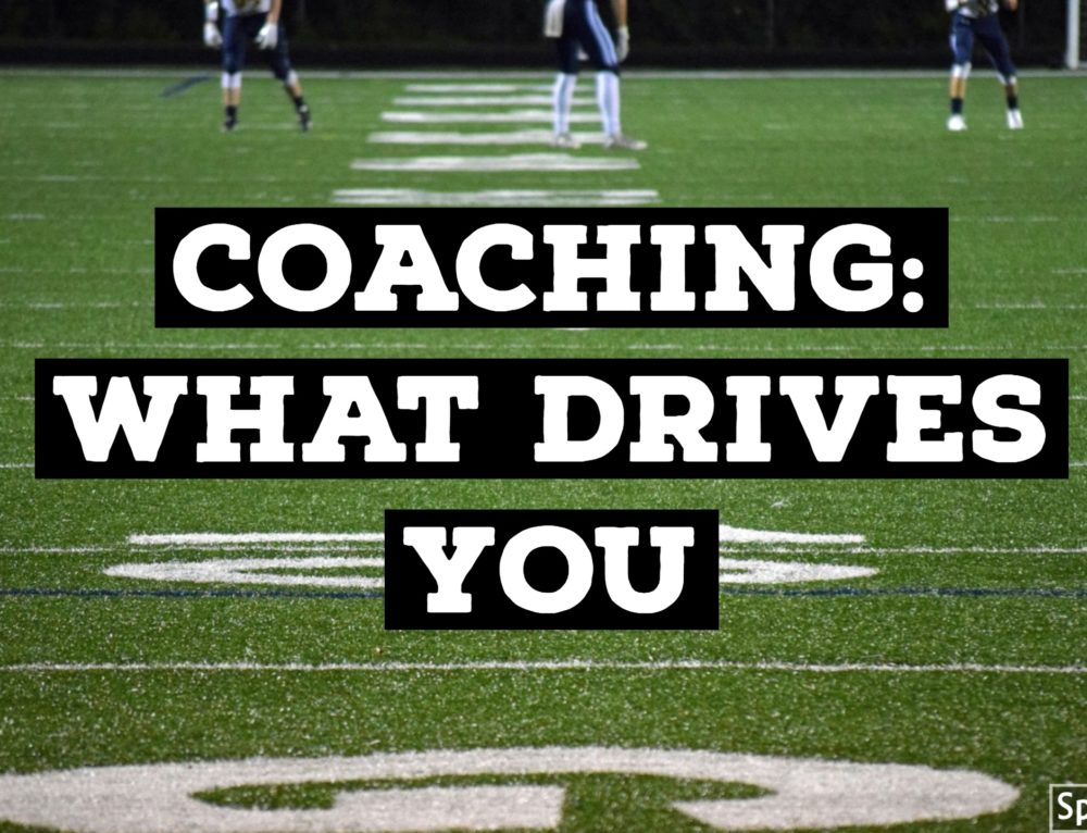 Coaching What Drives You?