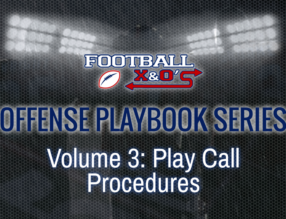 Offense Playbook Series: Play Call Procedures