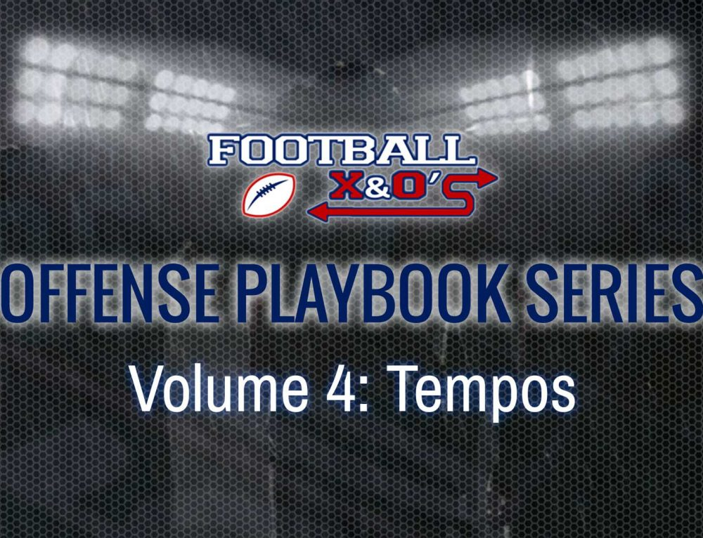 Offense Playbook Series: Tempos